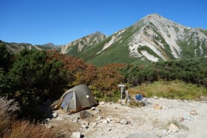 三俣キャンプ場