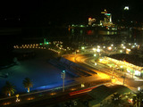 熱海の夜景
